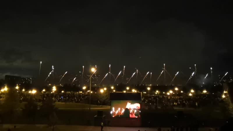 Фестиваль фейерверков Ростех 2019