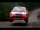 WRC Rally Finland '99 Tommi Mäkinen Mitsubishi Evo VI (Onboard cam)