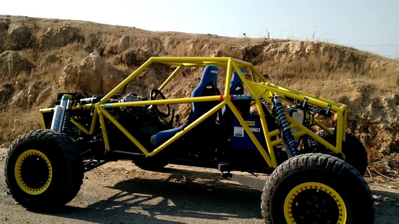 TTH001 BUGGY THYCHO QUILPUE CHILE