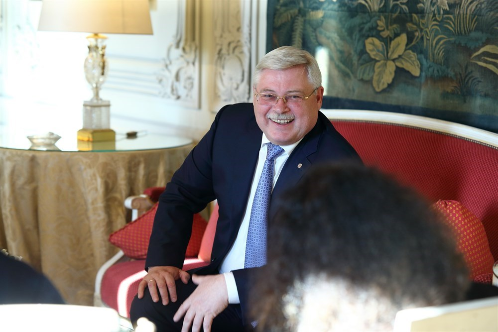 Сергей Жвачкин попал в рейтинг самых разбогатевших и далеких от народа губернаторов