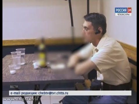 Чебоксарские полицейские провели рейд по «разливайкам» города