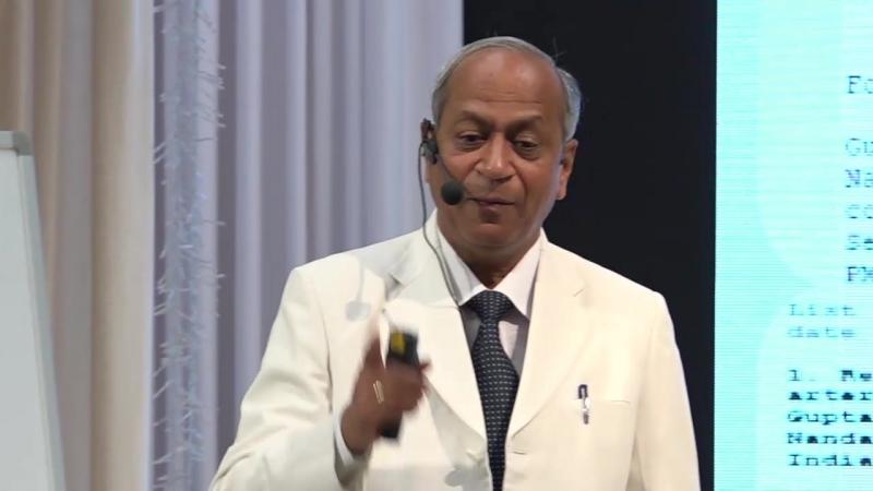 Трёх-дневная программа Сердце на ладони д-ра Сатиша Гупты