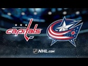 Washington Capitals vs Columbus Blue Jackets Dec 08 2018 Game Highlights NHL 2018 19 Обзор