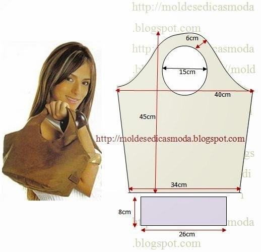 Выкройка сумки из кожи фото и выкройки