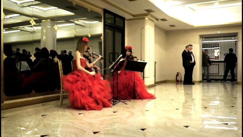 Рождественские и новогодние мелодии - струнное трио DOLLS