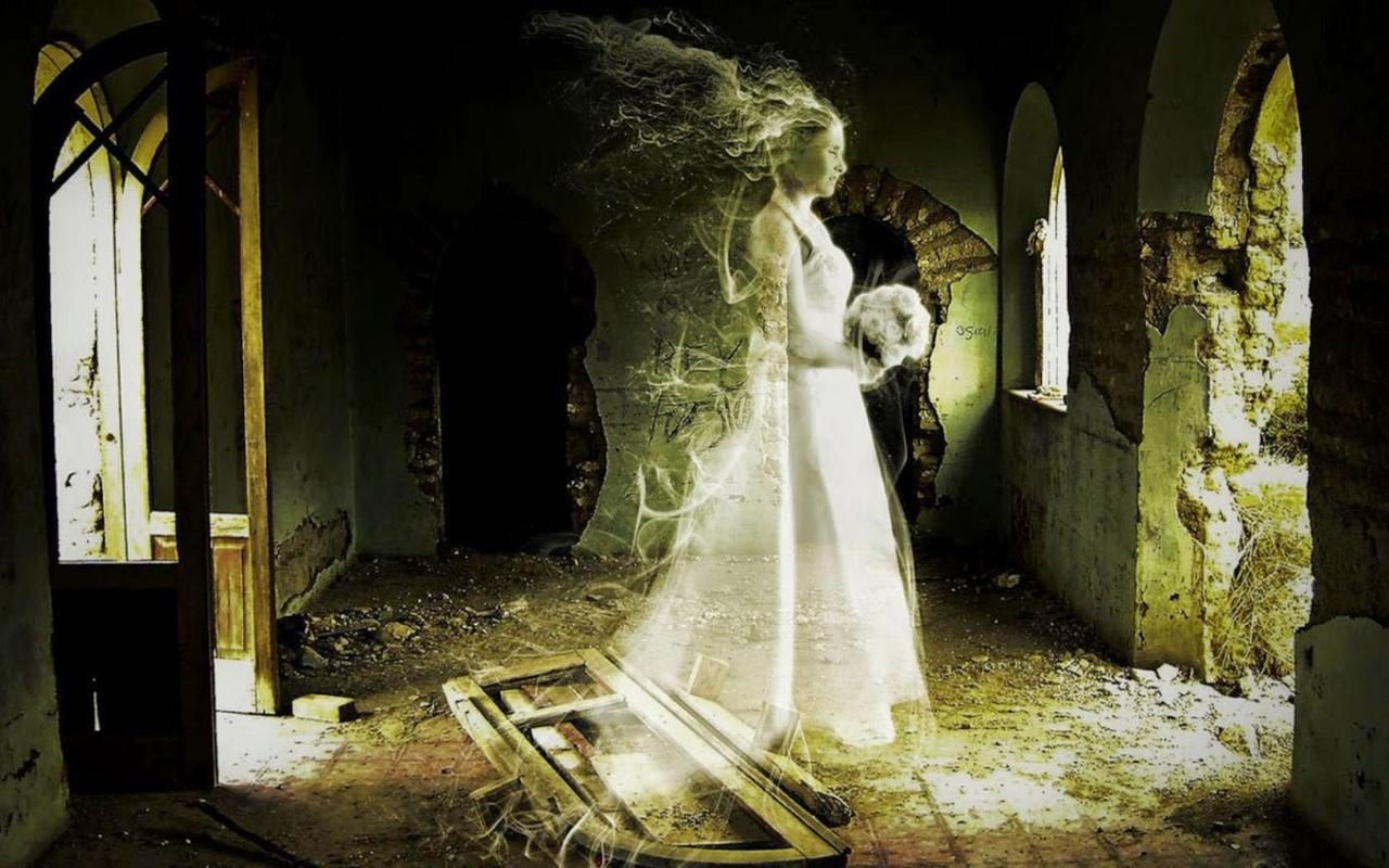 Когда призрак quot приходит quot в гости Страшно или нет  Все можно объяснить
