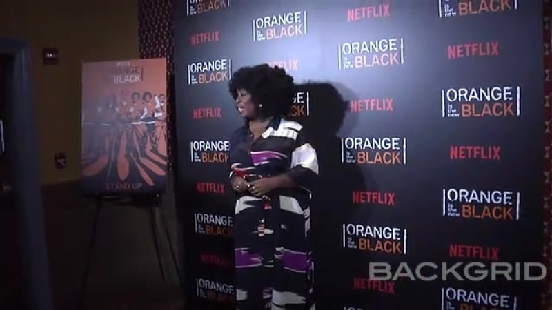 Once upon a time on Netflix FYSee OITNB event...