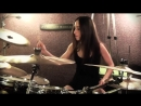 AVENGED SEVENFOLD - BAT COUNTRY - DRUM COVER BY MEYTAL COHEN 1