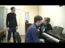 Учимся петь В поисках опоры ч 1 я Упражнение Сета Риггса