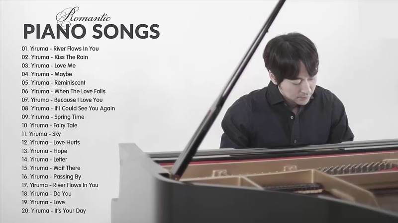 Yiruma Playlist Collection || Yiruma Greatest Hits || Best Songs Of Yiruma