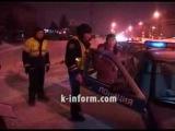 Бабы за рулем 180. Сургутские разборки.Таксист обезвредил пьяную ТП