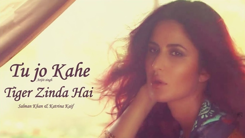 Tu Jo Kahe Video Song Tiger Zinda Hai Salman Khan Katrina kaif Music World