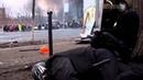 Шок Бойня на майдане Видео с передовой Снайпера ведут огонь по безоружным людям