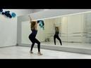 Медленно показываю танец №1 I`m a slave 4 u