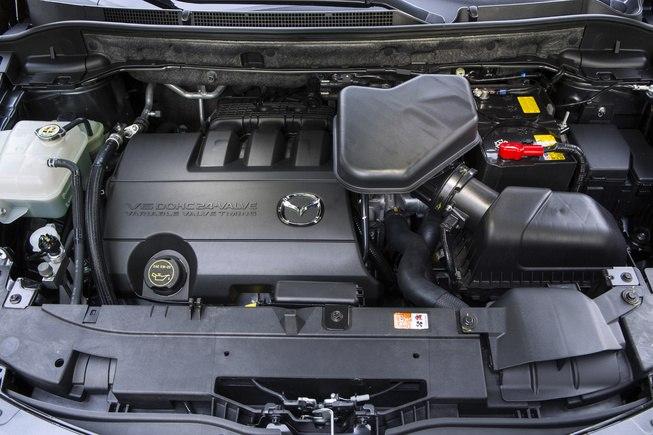 Mazda CX-9 2013 двигатель V6