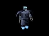 Анимации моделей для Asteroids