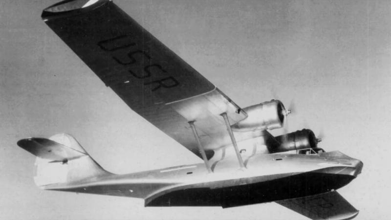 PBY Catalina. История создания и применения
