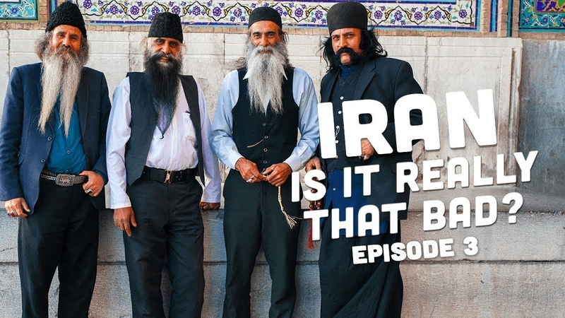Iran - Is It Really That Bad? Episode 3