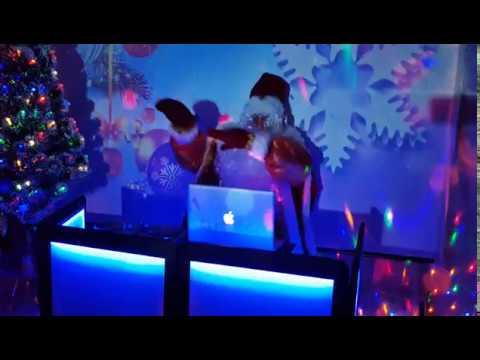 Дед Мороз, диджей дед мороз