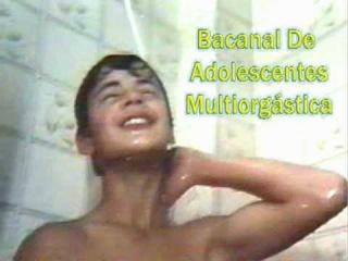 Bacanal de Adolescentes Multiorgástica -- Trailer 0:50