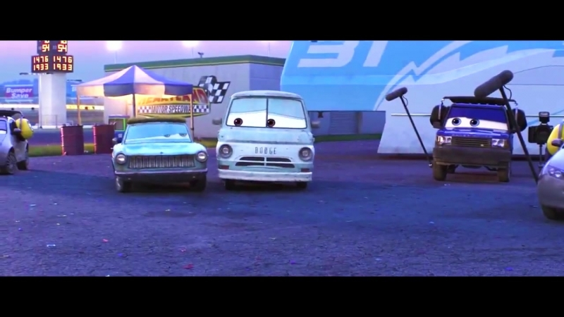 Cars 3 - Cal Weather's Retirement (Movie Clip).mp4