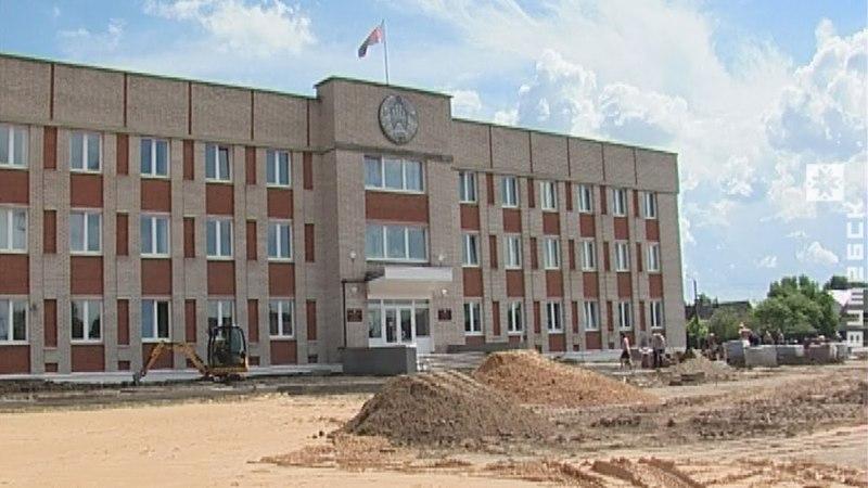 ФОК с бассейном и дом для молодых специалистов появятся в Верхнедвинске (23.05.2018)