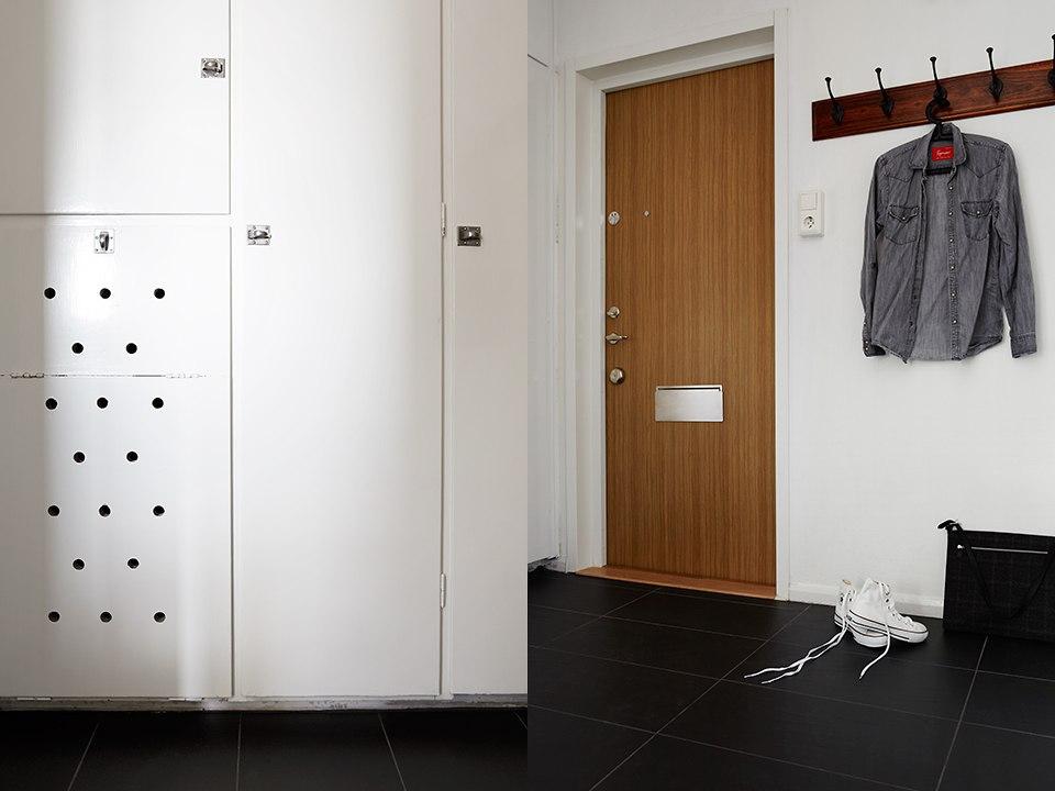 Квартира-студия 35 м в Европе.
