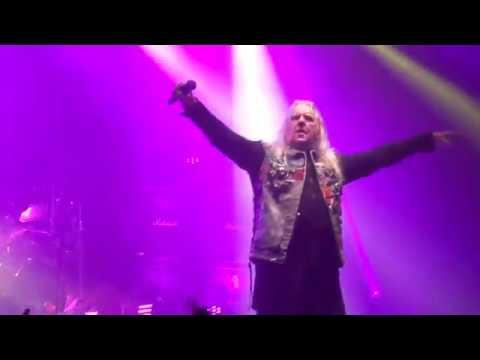 Saxon - Solid Ball Of Rock (Live In Barcelona 13-10-2018)