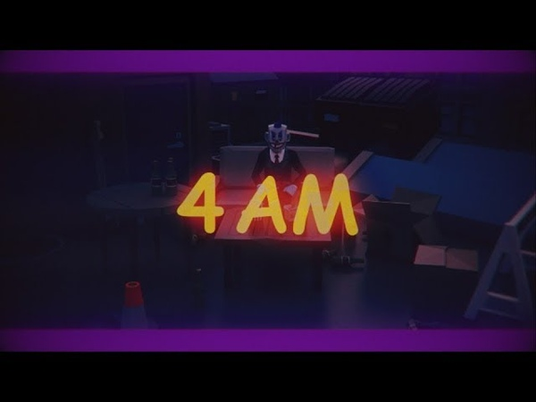 Yammo - 4 AM (feat. Verbal Jint) [Official Video]