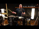 Ilya Malko - Linear drum fill ( KLRL RLLKRLK )