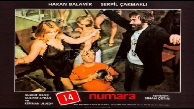 14 Numara - Sinan Çetin -1985 - Hakan Balamir, Serpil Çakmakli, Bülent Bilgiç