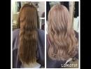 Окрашивание Волос в салоне CHRISTINA