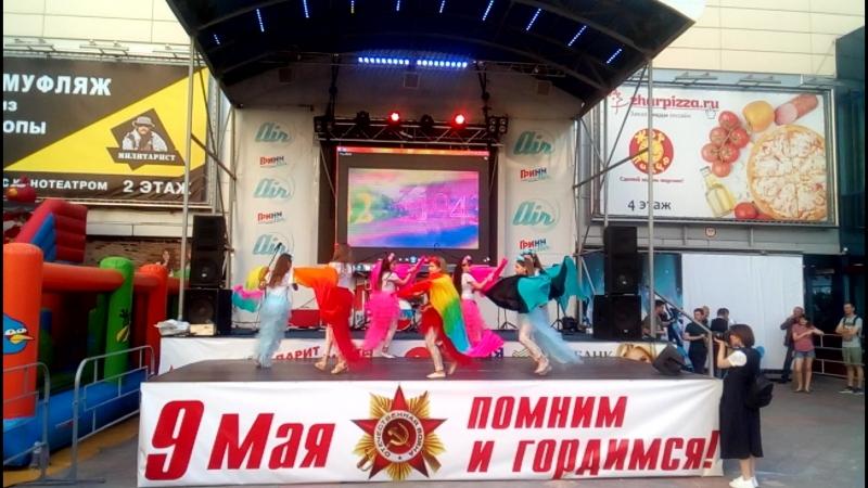 Орловская студия восточного танца Жемчужины Востока Шоу-танец Райские птички