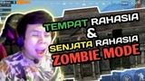 TEMPAT RAHASIA + SENJATA BARU DI ZOMBIE MODE !!! - PUBG MOBILE INDONESIA