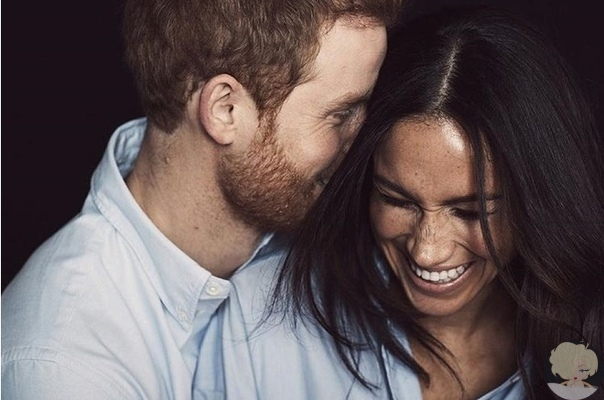 Из неизданного: самая трогательная фотография принца Гарри и Меган Маркл
