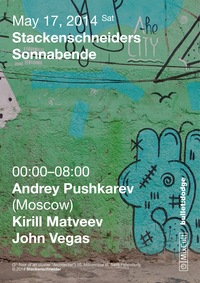 SS w/ A. Pushkarev (Moscow) @ Stackenschneider