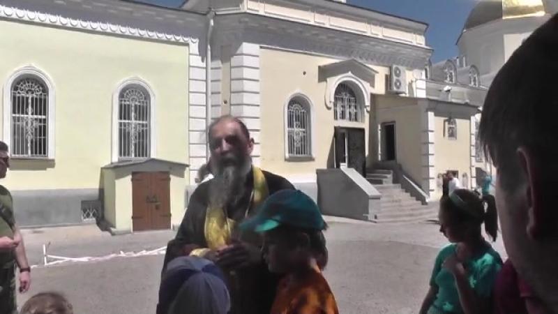 Паломническая поездка в Таганрог.12.06.2018