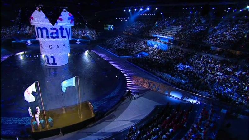 Opening of 2011 Asian Winter Games (13/14) Церемония открытия Зимних Азиатских игр 2011 г.(13/14)