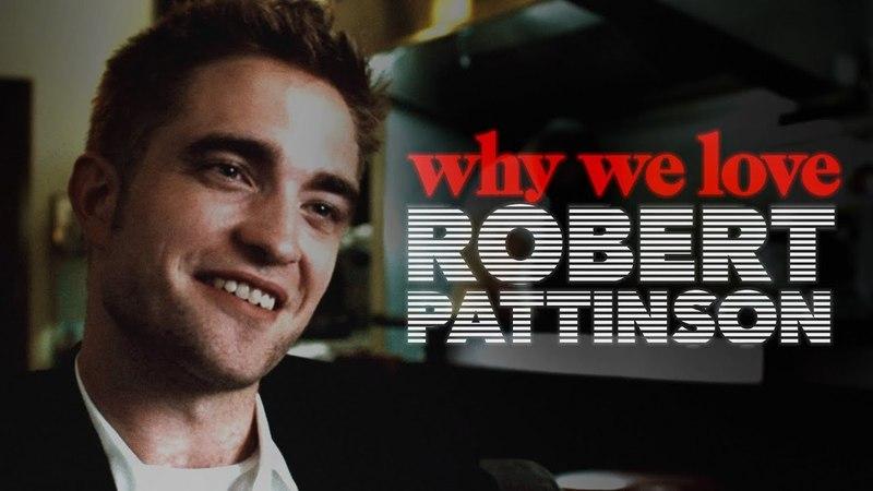 Robert Pattinson Has Reinvented Himself