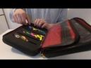 Обзор на кошелёк для колеблющихся блесен приманок от фирмы SPRO