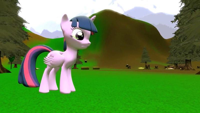 Cursed Pony Magic_ Twilight Sparkle