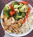 🥗 5 вкусных и полезных обедов 🥗