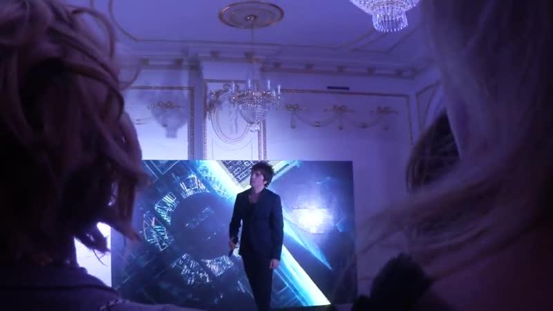 Александр Бон на презентации клипа Лети в Санкт-Петербурге . Sypremacy. 20.10.16 г.