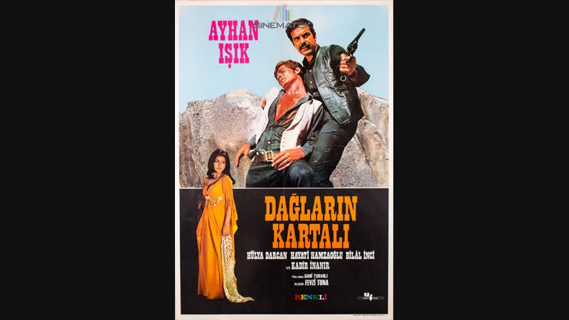 Dağların Kartalı - Türk Filmi (Restorasyonlu)