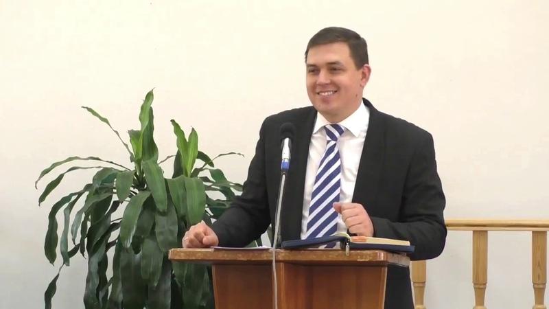 Проповедь: Рувим Кройтор (13.10.18.)