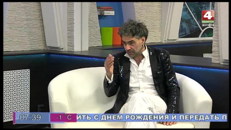 Гости Ранёхонько - актёр и режиссёр из Италии, и, театральный критик из Беларуси. М@rt.Контакт-2018 их удивил.