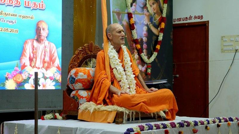 2018-05-13, The best religion, Belur, Tamil Nadu, India