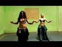 Diana Tatiana dancing to Raquy And The Cavemen Jehan