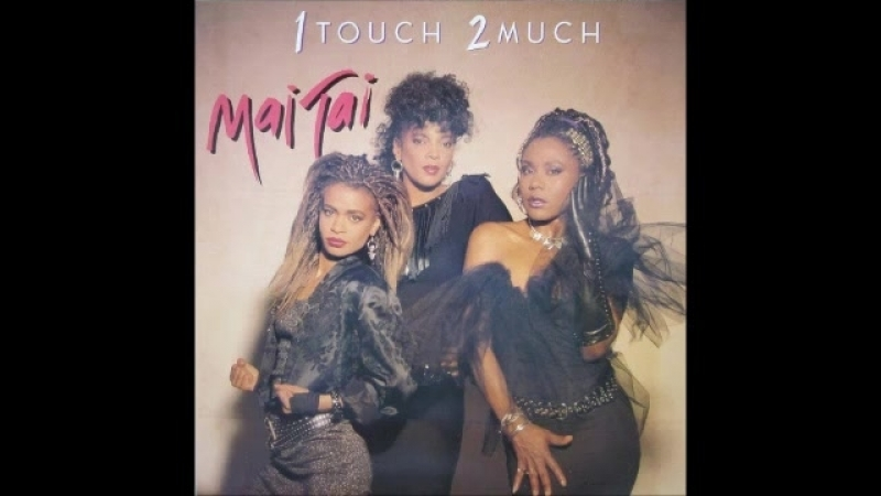 Mai Tai - One Touch Two Much (Radio Edit.) A Fluitsma Van Thijn Production INC. LTD. By iNJECTION Records INC. LTD.