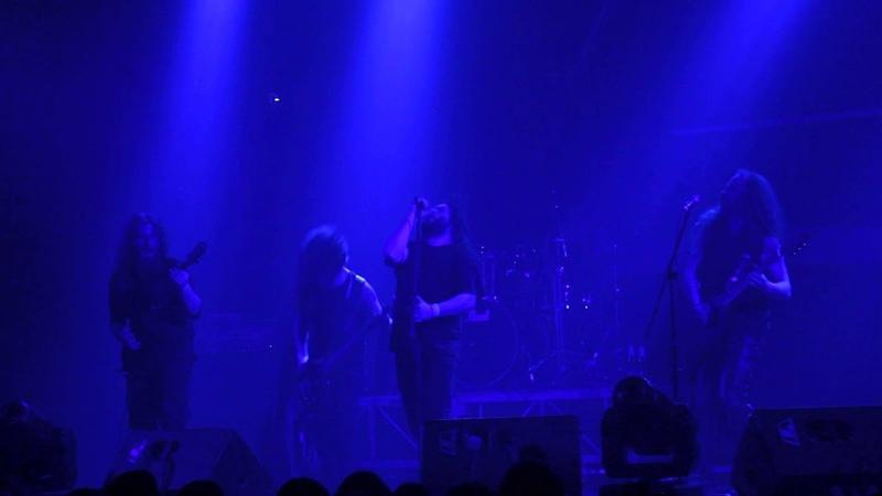 Mourning Beloveth - 2013.04.27 - Narcissistic Funeral - Doom Over Kiev VI, Bingo Club - by Darkiya